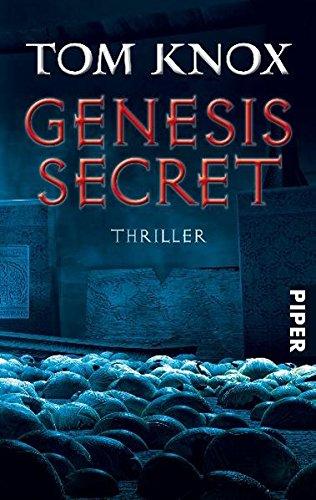9783492258111: Genesis Secret: Thriller