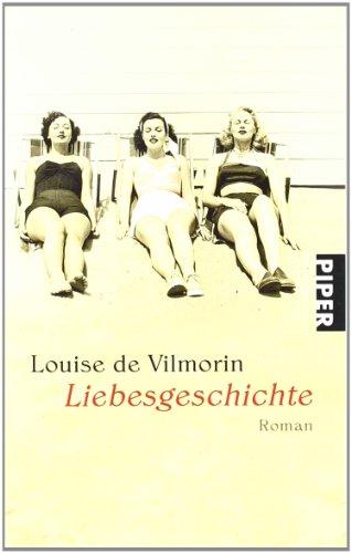 9783492259460: Liebesgeschichte: Roman
