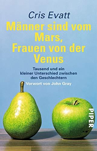 9783492261296: M�nner sind vom Mars, Frauen von der Venus: Tausend und ein kleiner Unterschied zwischen den Geschlechtern