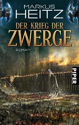 9783492267687: Der Krieg der Zwerge: Roman