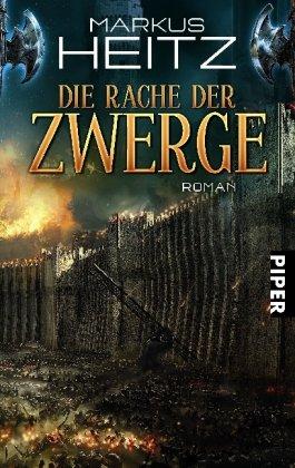 9783492267694: Die Rache der Zwerge: Roman