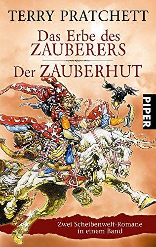 9783492267793: Das Erbe des Zauberers / Der Zauberhut: Zwei Scheibenweltromane in einem Band