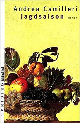 9783492270137: Jagdsaison [Paperback] by Camilleri, Andrea