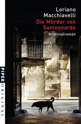 9783492271301: Die M�rder von Sanleonardo
