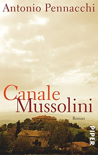 9783492273091: Canale Mussolini