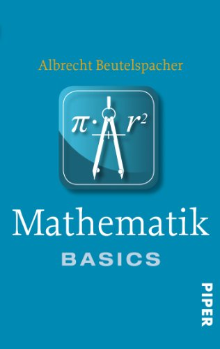 9783492273312: Mathematik: Basics