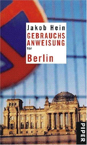 9783492275552: Gebrauchsanweisung für Berlin