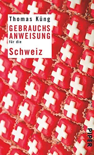 9783492275668: Gebrauchsanweisung für die Schweiz