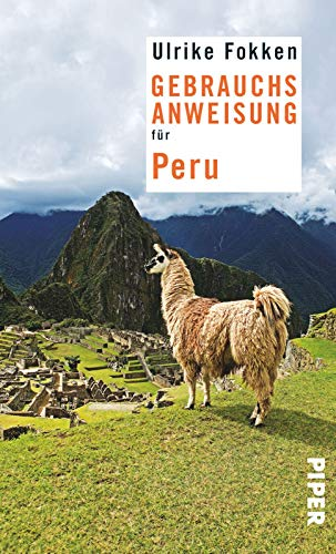 9783492276580: Gebrauchsanweisung für Peru