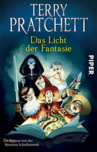 9783492280488: Das Licht der Fantasie: Ein Roman von der bizarren Scheibenwelt
