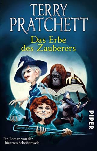Das Erbe des Zauberers: Ein Roman von der bizarren Scheibenwelt - Pratchett, Terry