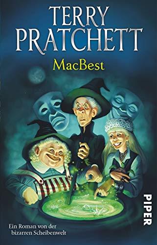 MacBest : ein Roman von der bizarren Scheibenwelt. - Pratchett, Terry und Andreas Brandhorst