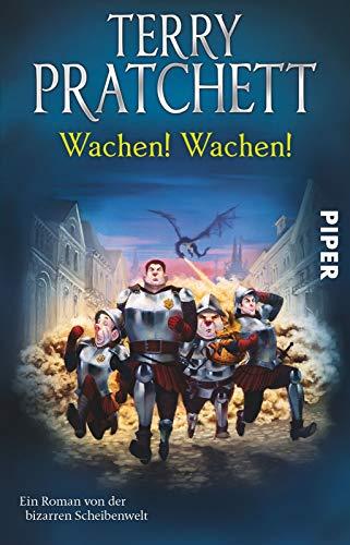 Wachen! Wachen!: Ein Roman von der bizarren Scheibenwelt (Paperback) - Terry Pratchett