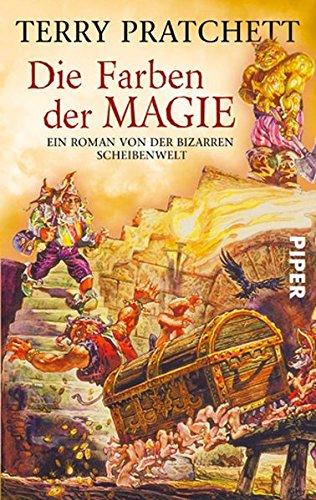 Die Farben der Magie: Ein Roman von der bizarren Scheibenwelt - Pratchett, Terry und Andreas Brandhorst