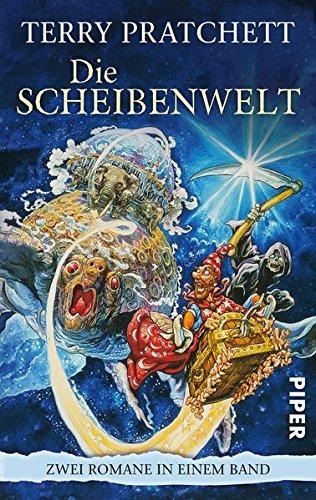 9783492285155: Die Scheibenwelt: Zwei Romane in einem Band