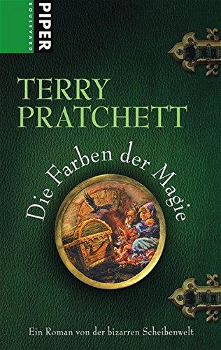 Die Farben der Magie. - Pratchett, Terry