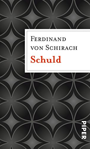 9783492301381: Schuld: Stories