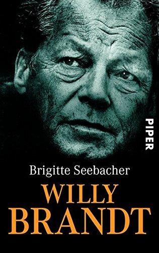 Willy Brandt: Brigitte Seebacher-Brandt