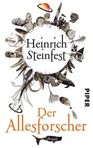 Der Allesforscher. Roman.: Steinfest, Heinrich: