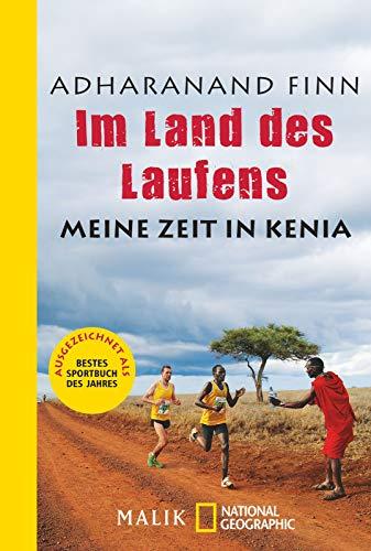 9783492404921: Im Land des Laufens