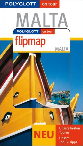 Malta. Polyglott on tour. Mit Flipmap: Ringelnatz, Joachim