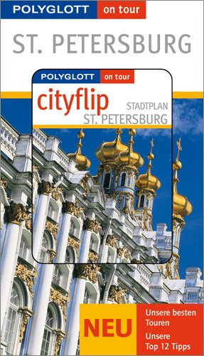 9783493568929: St. Petersburg. Polyglott on tour. Mit Cityflip