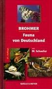 9783494013268: Fauna von Deutschland. Ein Bestimmungsbuch unserer heimischen Tierwelt.