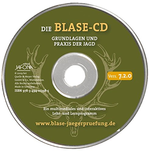 9783494014753: Blase CD-ROM. Version 7.2.0