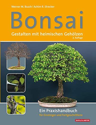 9783494017297: Bonsai - Gestalten mit heimischen Gehölzen: Ein Praxishandbuch für Einsteiger und Fortgeschrittene