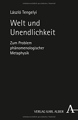 9783495486610: Welt und Unendlichkeit: Zum Problem phänomenologischer Metaphysik