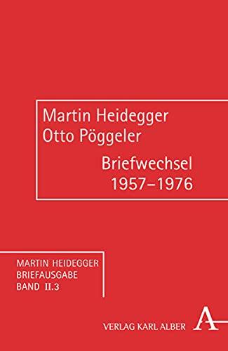 9783495488133: Briefwechsel II/3 1957-1976