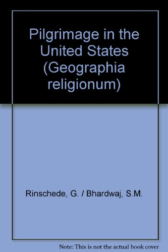 9783496003793: Pilgrimage in the United States (Geographia religionum)