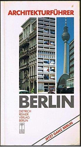 Architekturfuhrer Berlin (German Edition): Martin Worner