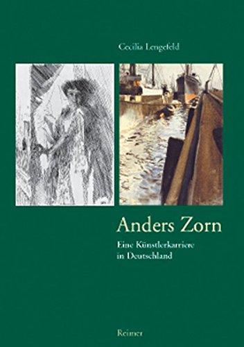 Anders Zorn: Cecilia Lengefeld