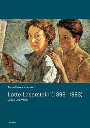 9783496013471: Lotte Laserstein (1898�1993)