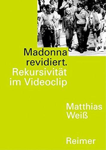 Madonna revidiert: Matthias Weiß
