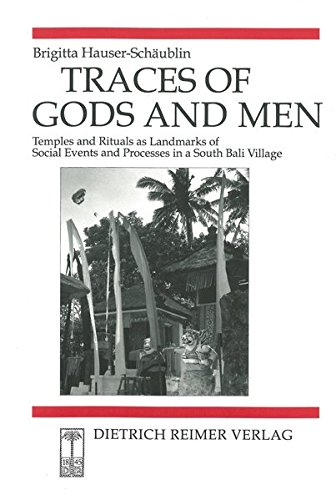 Traces of Gods and Men: Temples and Rituals as Landmarks of Social Events and Processes in a Sout...