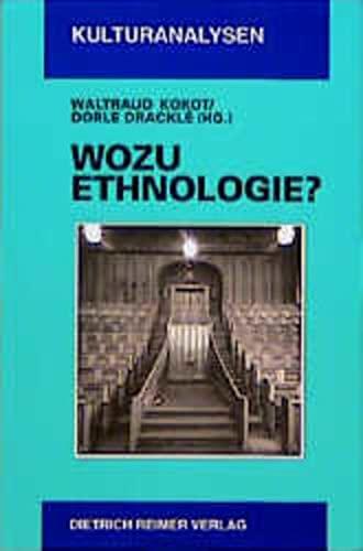 9783496026440: Wozu Ethnologie?: Festschrift für Hans Fischer