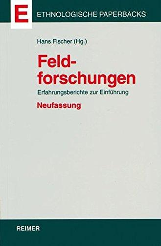 Feldforschungen: Fischer, Hans