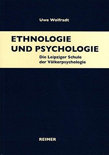 Ethnologie und Psychologie: Uwe Wolfradt
