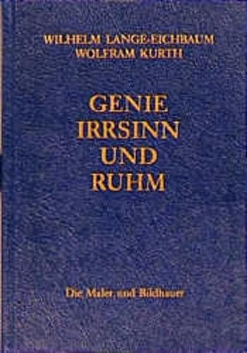 9783497011100: Genie, Irrsinn und Ruhm. Band 3: Die Maler und Bildhauer