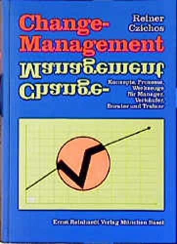 Change - Management.: Czichos, Reiner