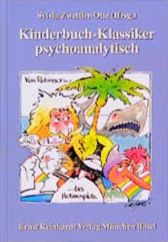 9783497013371: Kinderbuch - Klassiker psychoanalytisch: Von Robinson bis Hotzenplotz