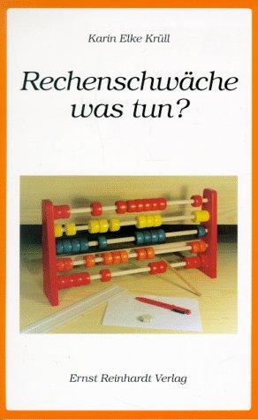 9783497013401: Rechenschwäche - was tun? (Lernmaterialien)