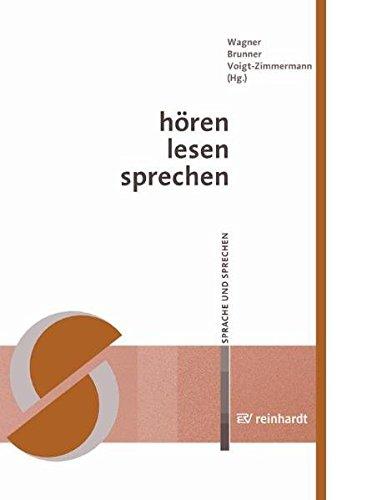 9783497018710: Hören - lesen - sprechen