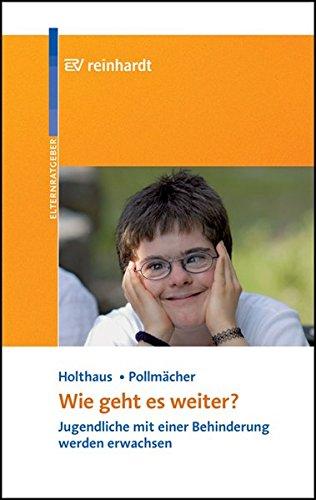 9783497019335: Wie geht es weiter?: Jugendliche mit einer Behinderung werden erwachsen