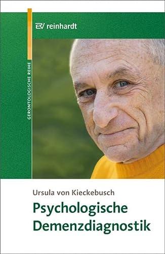9783497021734: Psychologische Demenzdiagnostik