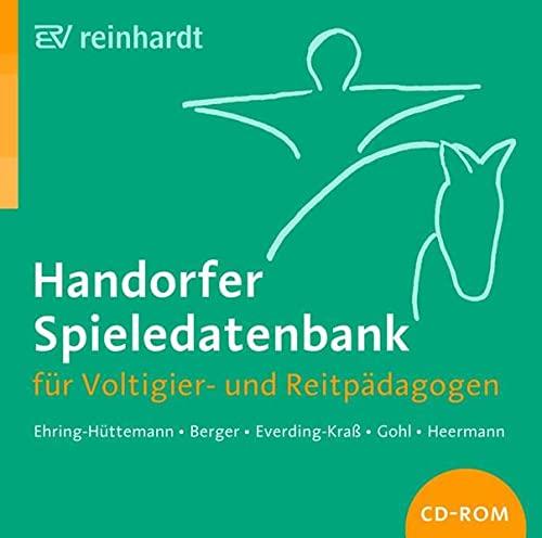 Handorfer Spielesammlung print + electronic, Karteikarten u. CD-ROM: Barbara Ehring-Hüttemann