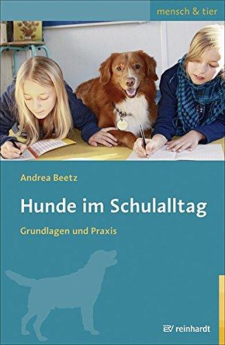 9783497023196: Hunde im Schulalltag: Grundlagen und Praxis