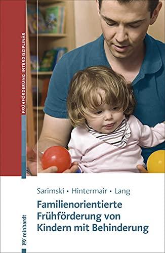 9783497023547: Familienorientierte Frühförderung von Kindern mit Behinderung